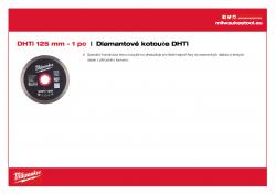 MILWAUKEE Professional DHTi DHTi 125 4932399553 A4 PDF