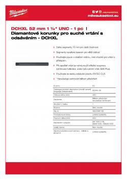 MILWAUKEE DCHXL  4932399163 A4 PDF