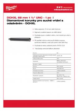 MILWAUKEE DCHXL  4932399164 A4 PDF