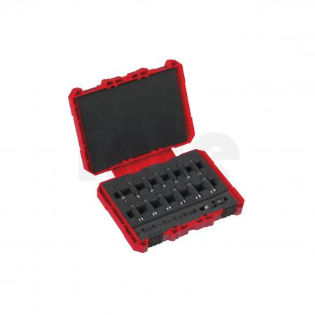 "MILWAUKEE Sada nástrčných klíčů 1/4"" HEX (4,4.5,5,5.5,6,7,8,9,10,11,12,13) 4932352862"