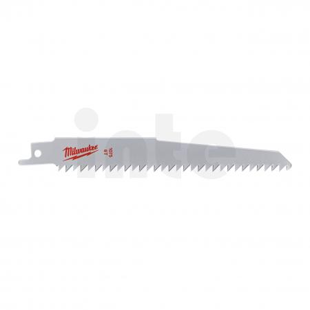 MILWAUKEE Pilové plátky  150/4,2 mm HCS (3 ks) 48001075