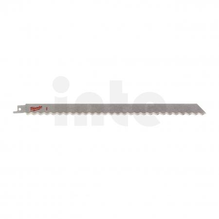 MILWAUKEE Pilový plátek vlnitý 300mm 48001084