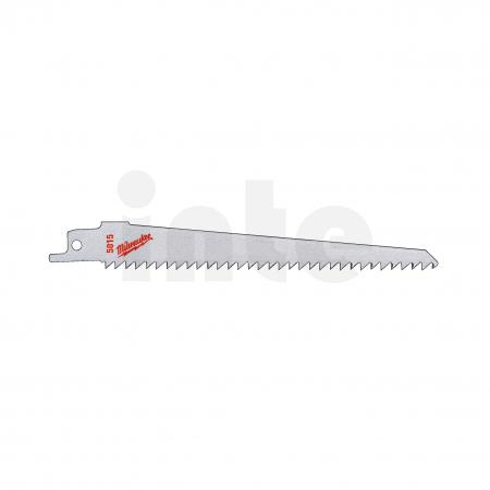 MILWAUKEE Pilové plátky  230/4,2 mm Bimetal, Co (5 ks) 48005016