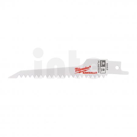 MILWAUKEE Pilový plátek na sádrokarton 125mm 5ks 48005052