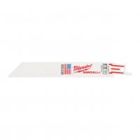 MILWAUKEE Pilové plátky  150/2,5 mm Bimetal, Co (5 ks) 48005092