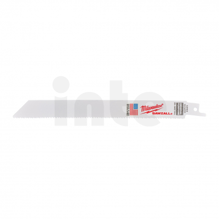 MILWAUKEE Pilové plátky  200/2,5/1,8 mm Bimetal, Co (5 ks) 48005293