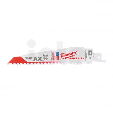 MILWAUKEE Pilové plátky  150/5/3,2 mm Bimetal, Co (25 ks) 48008021