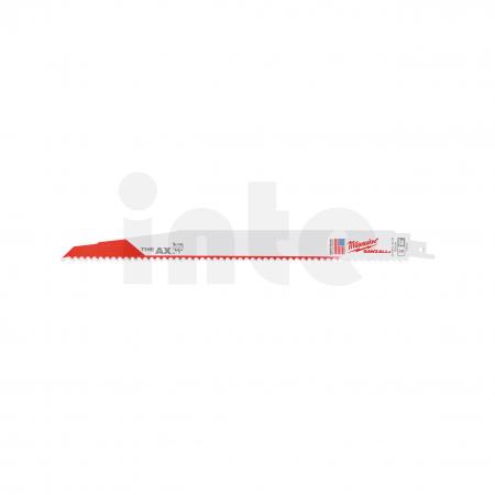 MILWAUKEE Pilové plátky  300/5/3,2 mm Bimetal, Co (25 ks) 48008027