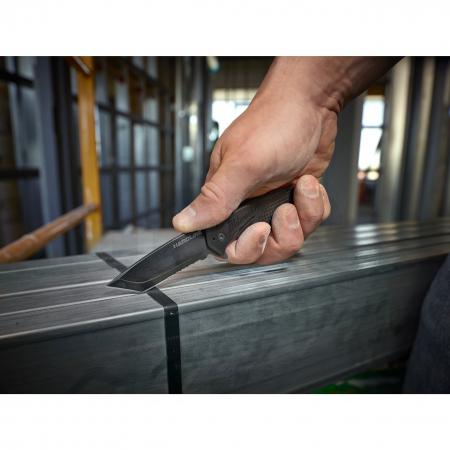MILWAUKEE Hardline zavírací nůž - zoubkovaný 48221998