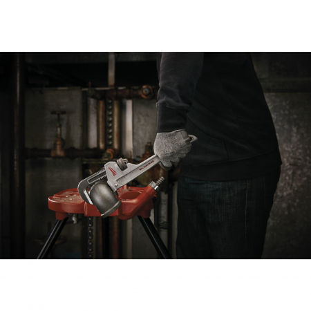 MILWAUKEE Klíč na potrubí 300mm- hliník 48227212