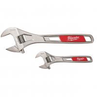 MILWAUKEE Nastavitelný klíč 150/250mm -2ks 48227400