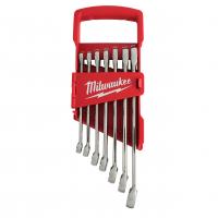 MILWAUKEE Sada kombinovaných klíčů 7ks INCH 48229407