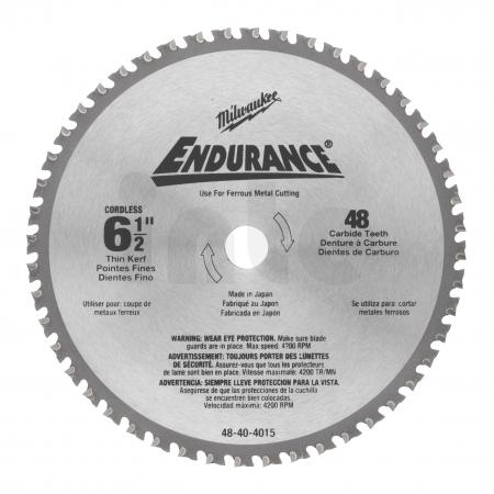 MILWAUKEE Circular saw blades for metal  48404015