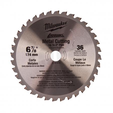 MILWAUKEE Circular saw blades for metal  48404016