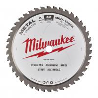 MILWAUKEE Pilový kotouč na kov 203/15,87/42z. 48404515