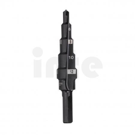 MILWAUKEE Step Drills 4 - 12 mm / 2˝ 48899302