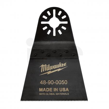 MILWAUKEE Bimetalový řezný nůž široký - 64mm 48900050
