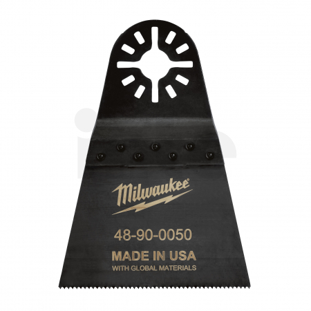 MILWAUKEE Multi-Tool Accessories - Closed Reception  48904050