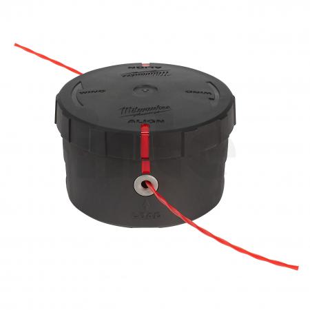 MILWAUKEE Line trimmer System accessories Náhradní cívka s automatickým podáváním (obsahuje strunu 49162712) 49162714