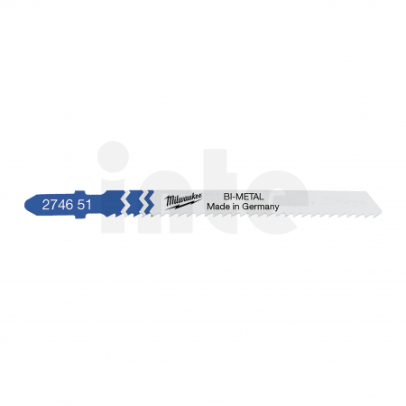 MILWAUKEE Pilové plátky  Bi-metal 75/2,5mm 5ks 4932274651