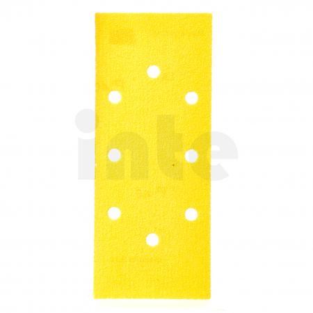 MILWAUKEE Brusný papír 93x230mm, zrnitost 50 -10ks 4932305176