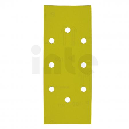 MILWAUKEE Brusný papír 93x230mm, zrnitost 100 - 10ks 4932305178