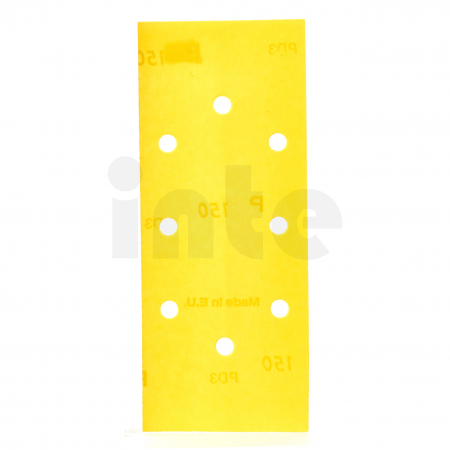 MILWAUKEE Brusný papír 93x230mm, zrnitost 150 10ks 4932305179