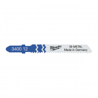 MILWAUKEE Pilové plátky T118BF 5ks 4932340012