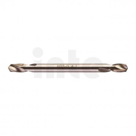 MILWAUKEE Vrtáky do kovu HSS-G oboustranné Ø  4,1x14 (10 ks) 4932352228