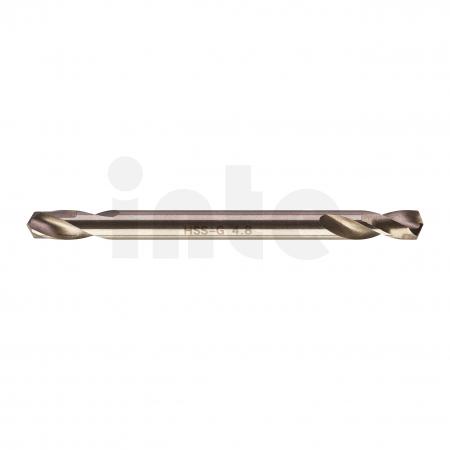 MILWAUKEE Vrtáky do kovu HSS-G oboustranné Ø  4,8x18 (10 ks) 4932352231