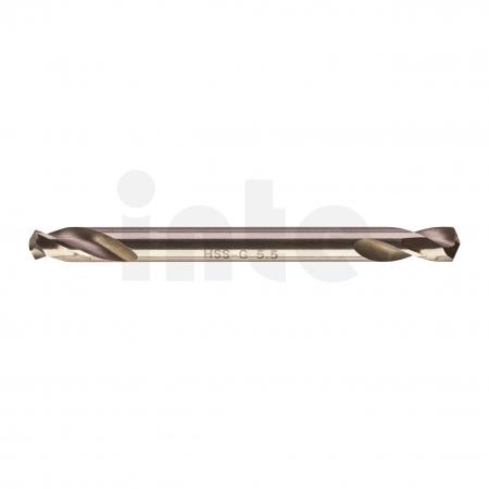 MILWAUKEE Vrtáky do kovu HSS-G oboustranné Ø  5,5x19 (10 ks) 4932352233
