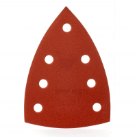 MILWAUKEE Brusný papír delta 100x147mm, zrnitost 180 - 10ks 4932355143