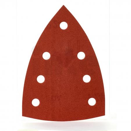 MILWAUKEE Brusný papír delta 100x147mm, zrnitost 240 -10ks 4932355144