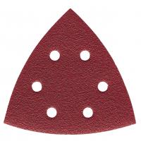 MILWAUKEE Brusný papír delta 105x105mm, zrnitost 60 - 5ks  4932358492