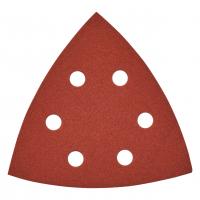MILWAUKEE Brusný papír delta 105x105mm, zrnitost 180 - 5ks 4932358495