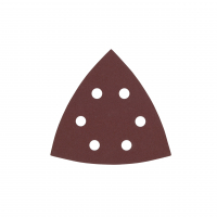 MILWAUKEE Brusný papír delta 105x105mm, zrnitost 240 - 5ks 4932358496