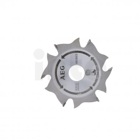 MILWAUKEE Šestizubá fréza  100x22,2mm 4932361072