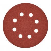 MILWAUKEE Brusný papír Ø125mm,zrnitost 80 - 5ks 4932367742