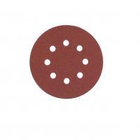 MILWAUKEE Brusný papír Ø125mm,zrnitost 120 - 5ks 4932367743