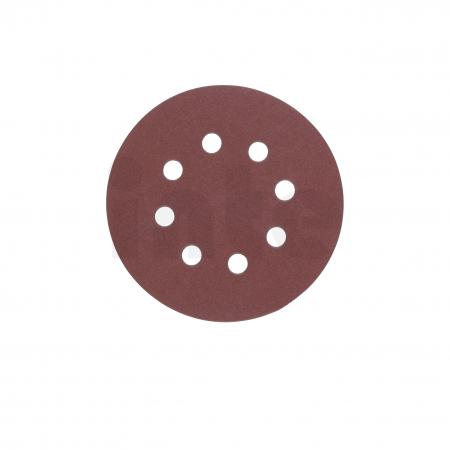 MILWAUKEE Brusný papír Ø125mm,zrnitost 240 - 5ks 4932367745