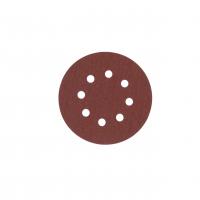 MILWAUKEE Brusný papír Ø125mm,zrnitost 120 - 25ks 4932371398