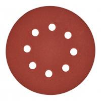 MILWAUKEE Brusný papír Ø125mm,zrnitost 240 - 25ks 4932371400