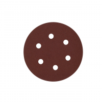MILWAUKEE Brusný papír Ø150mm,zrnitost 120 - 5ks 4932371593