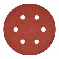 MILWAUKEE Brusný papír Ø150mm,zrnitost 80 - 25ks 4932371598