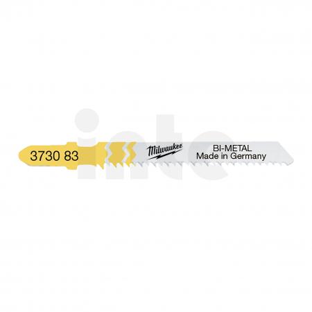MILWAUKEE Pilové plátky special na parkety 5ks 4932373083