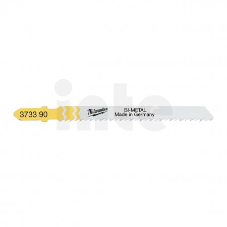 MILWAUKEE Pilové plátky T101BF 5ks 4932373390