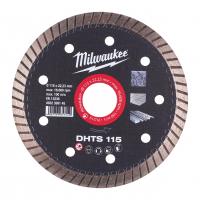 MILWAUKEE Diamantový kotouč  DHTS 115 x 22,2 mm 4932399145