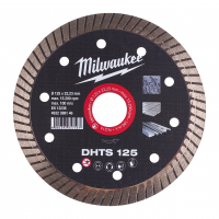MILWAUKEE Diamantový kotouč  DHTS 125 x 22,2 mm 4932399146