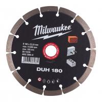 MILWAUKEE Diamantový kotouč  DUH 180 x 22,2 mm 4932399541