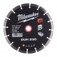 MILWAUKEE Diamantový kotouč  DUH 230 x 22,2 mm 4932399542